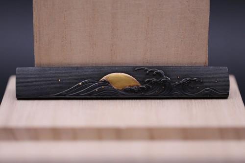 Rising Sun and Waves Kozuka